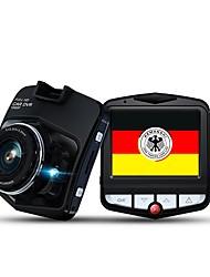 Alcor 1080p DVR de voiture 2.4 pouces Écran Caméra de Tableau de Bord