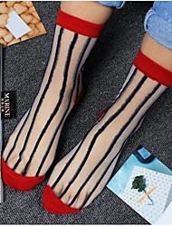 Socken für Seide