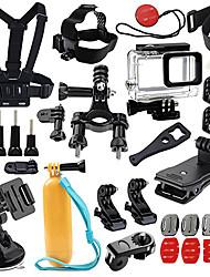 Аксессуары Кит На открытом воздухе Всё в одном Эластичный Прост в применении Многофункциональный ДляВсе камеры действия Все Xiaomi Camera