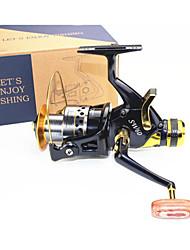 Рыболовная катушка подшипника Спиннинговые катушки 5.2:1 10 Шариковые подшипники Заменяемый Морское рыболовство Пресноводная рыбалка