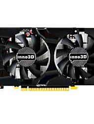 INNO3D Placa gráfica de vídeo GTX1050 1455MHz/7000MHz2GB/128 bits GDDR5