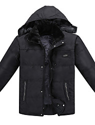 Men's Winter New Loose Business Cotton Jacket