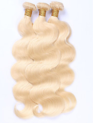 Beata Hair 613 Blonde Brazilian Body Wave Hair Weave Bundles Honey  100% Human Hair Extensions Remy Hair Weaving 3 Pcs