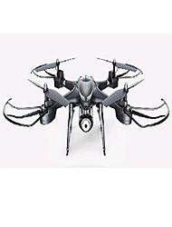 Drone SJ  R/C T30VR Canal 4 Com câmera de 1.0MP HD FPV Retorno Com 1 Botão Flutuar Com CâmeraQuadcóptero RC Controle Remoto Câmera Cabo
