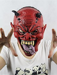 New Halloween Mask Horror Hell Masks High Quality Latex Party Scary Monster Masks For Festival Party Cosplay