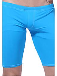 Pánské Kalhotky Jednobarevné Sport Jednolitý