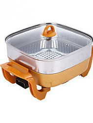 Multi-function Electric Non-stick Barbecue Electric Hot Pot