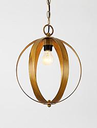 Loft metal amercian stile industriale pittura colore lampadario europeo lampadario per l'hotel indoor / hotel / caffè / decorare lampada a