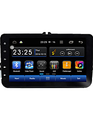 Rungrace android 6.0.1 8 hd1080p 2 din touch screen carro radio vw golf / polo / skoda rl-525agn05