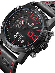 Homens Relógio Esportivo Relógio Militar Relógio Elegante Relógio de Moda Relógio de Pulso Bracele Relógio Relógio Casual Relogio digital