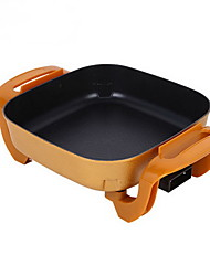 Small Multi-function Electric Non-stick Barbecue Electric Hot Pot