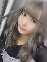 Sweet Lolita Curly Mixed Grey Lolita Wig