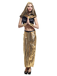 Cosplay Costumes Halloween Props Masquerade Party Costume Queen Egyptian Costumes Cosplay Festival/Holiday Halloween Costumes Vintage