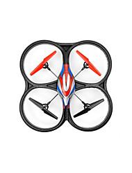 Drohne WL Toys V333 4 Kan?le 6 Achsen - LED - Beleuchtung Auto-Takeoff Ausfallsicher Kopfloser Modus Schweben Mit KameraFerngesteuerter