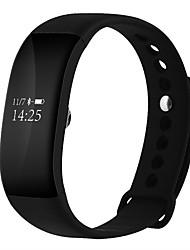 Bracelet d'ActivitéEtanche Longue Veille Pédomètres Sportif Moniteur de Fréquence Cardiaque Suivi de distance Contrôle des Messages