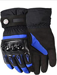 Fashionable Motorcycle Skiing Windproof  Waterproof  Warm Road Riding Gloves