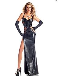 Costumes de Cosplay Costume de Soirée Ange et Diable Cosplay Fête / Célébration Déguisement d'Halloween Autres Rétro Robes GantsHalloween