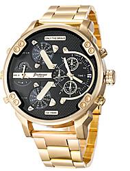 Per uomo Orologio sportivo Orologio militare Orologio elegante Orologio alla moda Orologio da polso Orologio braccialetto Orologio casual