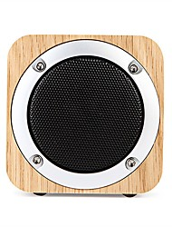 New Wood Bluetooth Speakers Wireless Outdoor Portable Mini Subwoofer High - end Gift Sound