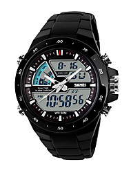 SKMEI® 1016 Men's Woman Watch Outdoor Sports Multi - Function Watch Waterproof Sports Electronic Watches 50 Meters Waterproof