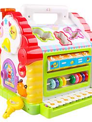 Building Blocks Toy Abacuses Plastics Kid