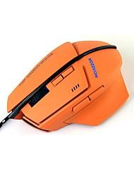 Morzzor mz-21 2400dpi 7keys usb игровая мышь с кабелем 150 см