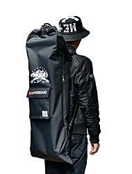 Imperméable Sac à dos de Skateboard Skateboard Résistant à la poussière Poche arrière anti déchirure haute densité