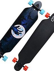 32 polegadas Skates completos Longboards Skate Skates padrão Leve Bordo 608ZZ-Preto Vermelho Azul Padrão
