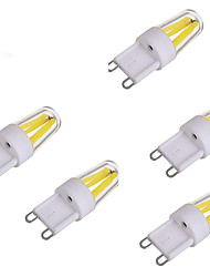 2W Luci LED Bi-pin 1 COB 150-250 lm Bianco caldo Luce fredda AC 220-240 V 5 pezzi