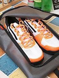 1Pcs 27*36*9 Shoes Storage Organizer Waterproof Basket Women Men Bag Travel Handbag Necessities Items Accessories