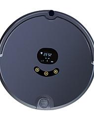 Robot Vacuum FR-sMouillage humide Mouillage humide et sec Télécommande Rechargement automatique Evite de Tomber Mur Virtuel Système