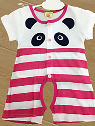 Baby Children's Indoor Causal Stripe One-Pieces