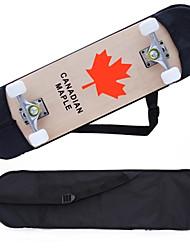 Long Board Skateboard Bag Single Shoulder Four Skateboard Backpack Double Qiao Skateboard Multi-Function Bag Skateboard Accessories