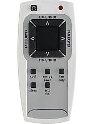Substituição de ha-2017c para controle remoto de ar condicionado do frigidaire 5304501872 para ffrc0833r1 ffrc0833r10 ffrc0833r11
