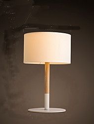 Nordic Warm Light Modern Simple Personality Decorative Wood Table Lamp