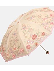 Ombrello pieghevole Lady