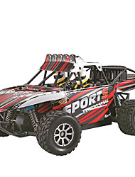 WL Toys A303 Buggy 1:18 Brush Electric RC Car 40 2.4G Ready-To-Go 1 x Manual 1 x Charger 1 x RC Car