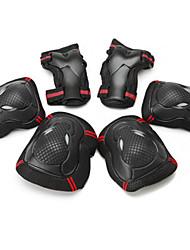 Todos Material de Protecção Respirável Facilita a dor Skate