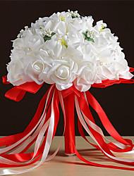 Свадебные цветы Букеты Свадебное белье 30 см