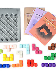 Board Game Square Plastics