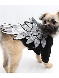 Dog Costume Dog Clothes Cosplay British Black