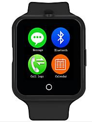 Smart UhrWasserdicht Verbrannte Kalorien Schrittzähler Übungs Tabelle Kamera Touchscreen Information Nachrichtensteuerung Kamera