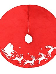Christmas Tree Skirt Gecoration Christmas Ornaments for Home New Year Christmas Decoration