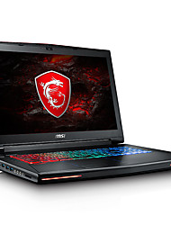 MSI Ordinateur Portable 17.3 pouces Quad Core 8Go RAM 1 To 128GB SSD disque dur Windows 10 GTX1060 6GB