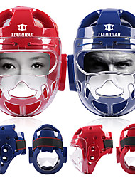 Mask for Taekwondo Boxing All Eases pain Safety Gear Practise Polyurethanes