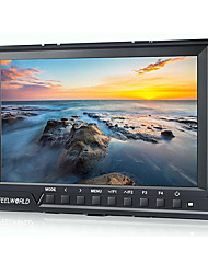 Feelworld fw760 camera monitor 1920 * 1200 hd