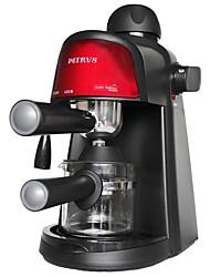 Cafetière Semi-automatique Santé Conception verticale Fonction de réservation 220V
