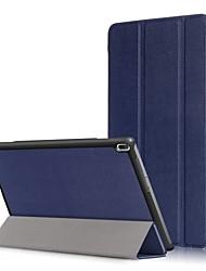 Capa de capa para lenovo tab4 guia 4 10 x304f tb-x304f tab4-x304n tb4-x304 com protetor de tela