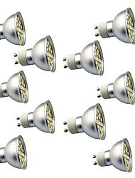 3W Spot LED 29 SMD 5050 350 lm Blanc Chaud Blanc Froid Décorative AC220 V 10 pièces GU10
