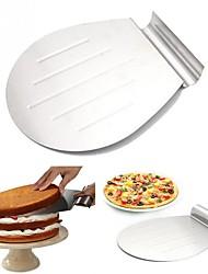 1 Формы для пирожных Хлеб Торты Печенье Пицца Для Pie Для пиццыНержавеющая сталь + категория А (ABS) Нержавеющая сталь/железо Из